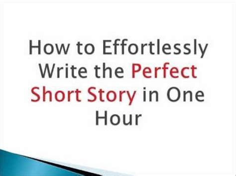 Features of Writing a Narrative Essay